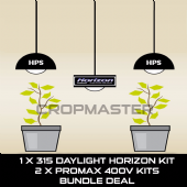 Promax 660w HPS/Horizon 315w CDM BUNDLE DEAL 1